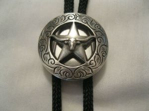 Longhorn Texas Bolo Tie