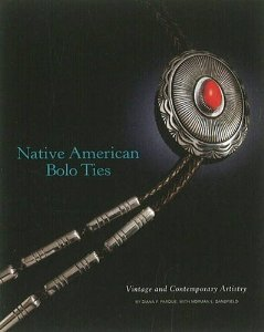 Native American Bolo Ties Book
